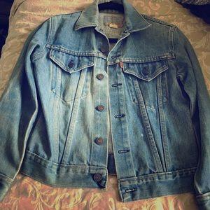 Levi's vintage jacket unisex size small